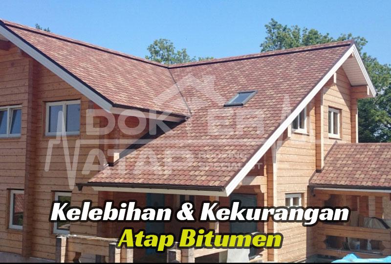 Kelebihan dan Kekurangan Atap Bitumen - Dokter Atap ...