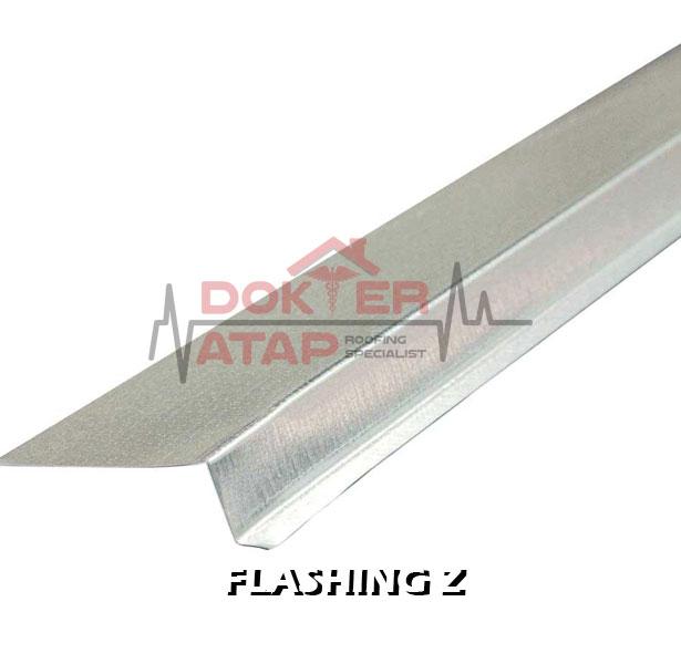 jual wall flashing z aksesoris atap genteng aspal bitumen
