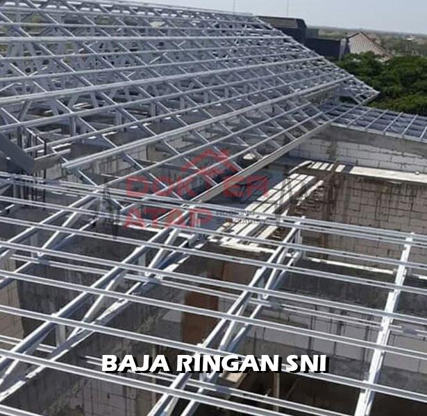 rangka atap aspal bitumen indonesia